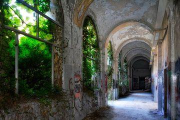 Lost Place Mailand von Joachim G. Pinkawa