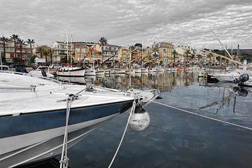 Port de Bandol van Martine Affre Eisenlohr