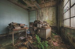 urbex: at the office