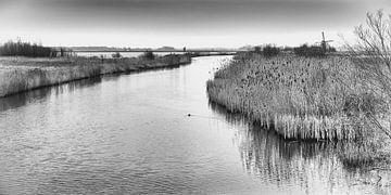 Niederländisches Wasserland von Marion Kraus