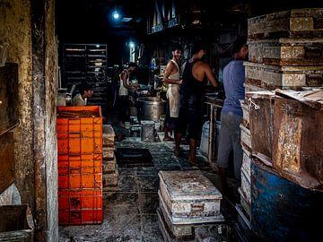 Die Bäcker von Bombay von Rik Pijnenburg