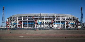 De Kuip | Stadium Feyenoord | Rotterdam - couleur sur Nuance Beeld