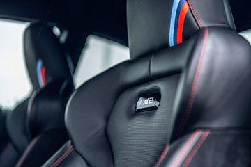 BMW M2 CS interieur van Bas Fransen