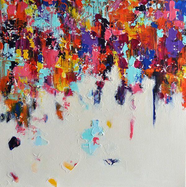 Falling rainbow van Maria Kitano