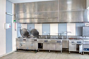 HDR-Küche in einem Sanatorium von W J Kok