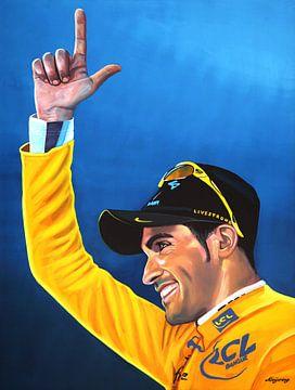 Alberto Contador von Paul Meijering
