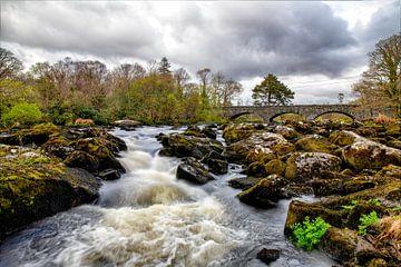 Blackstones Bridge - Ierland van Rene Siebring
