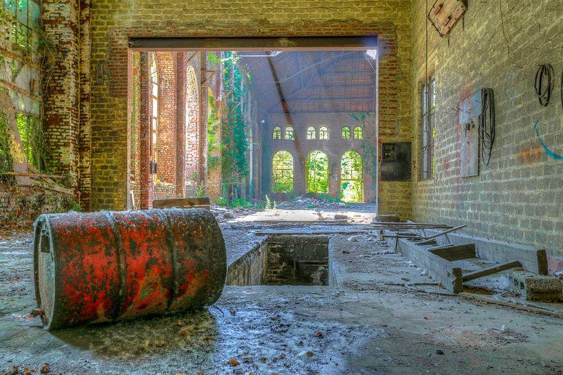 Garage von Jack van der Spoel