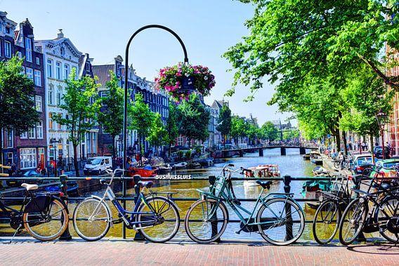Bushuissluis Amsterdam
