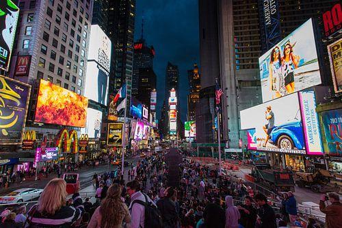 Times Square van Robert Lambrix