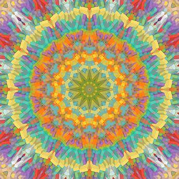 Mandala Style 83 van Marion Tenbergen
