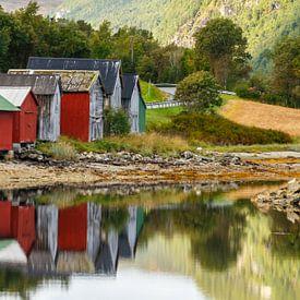 Noorse huisje van Menno Schaefer