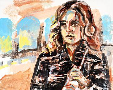 Toerist van ART Eva Maria