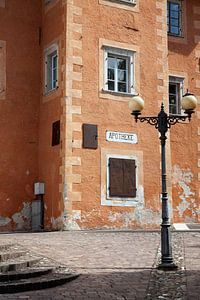 Apotheke in Italien von Marit Lindberg