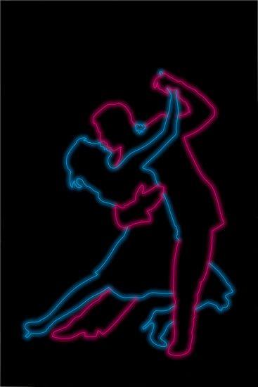 Glow Tango van Harry Hadders