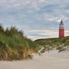Der Leuchtturm auf Texel 1 von Cor de Hamer