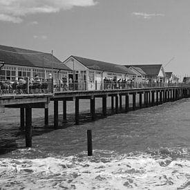 Southwold Pier van Babetts Bildergalerie