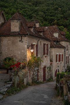 Schöne alte Häuser in Südfrankreich von Manuuu S