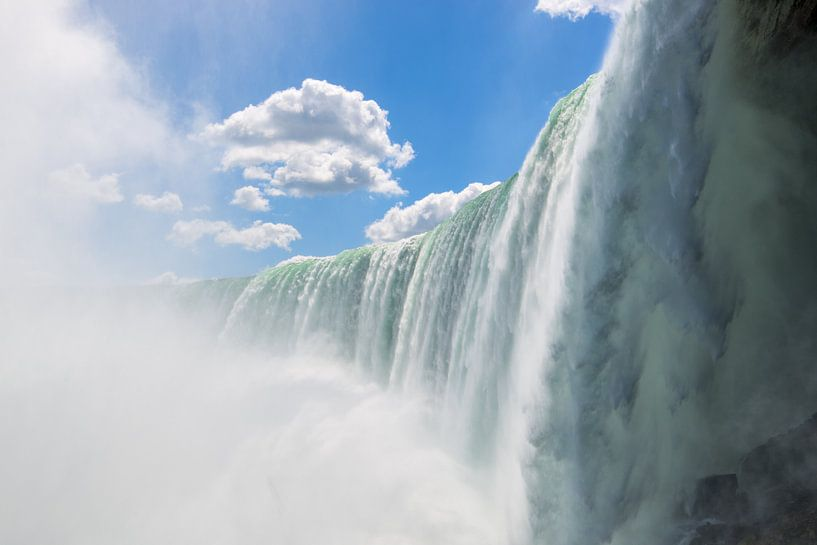 Niagara Falls van Frederik van der Veer