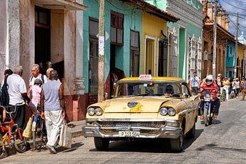 Dagelijks leven in Cuba von Ilona van der Burg