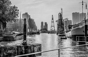 Leuvehaven Rotterdam von Henry van Schijndel