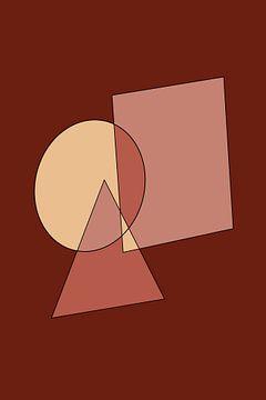 Abstract van MishMash van Heukelom