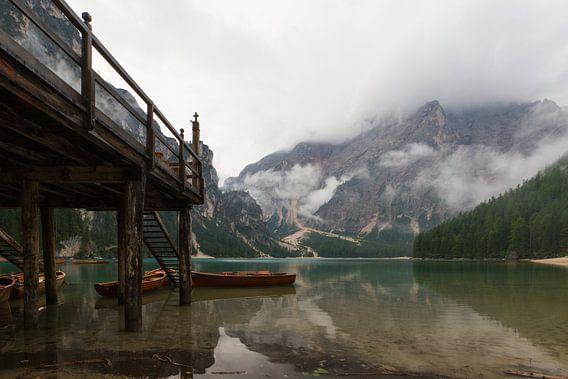 Pragser Wildsee von Leanne lovink