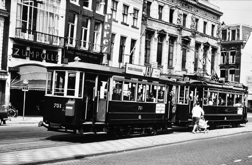 Tram 16 van Jaap Ros