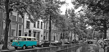 Volkswagen Camper in Delft von