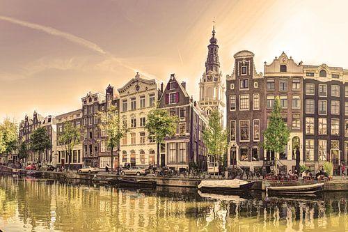Zuiderkerk Amsterdam Nederland Oud
