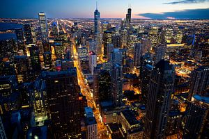 Chicago City van