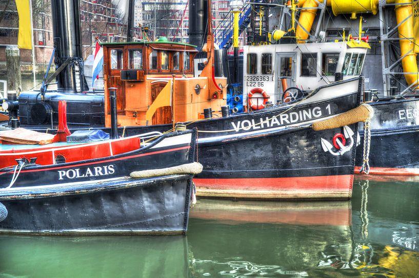 Leuvehaven, Rotterdam van Fotografie Arthur van Leeuwen