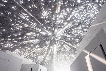 Louvre Abou Dahbi sur Ko Hoogesteger