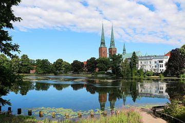 Dom zu Lübeck von Bianca Grüneberg