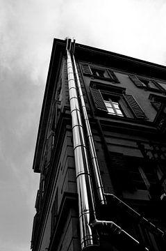 Architectuur in Milaan von Nicole de Leest