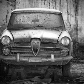 Alfa Romeo 2000 Berlina 1958 - 1962 van Leo van Valkenburg