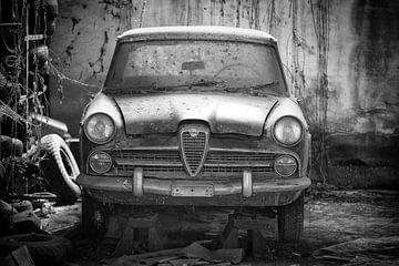 Alfa Romeo 2000 Berlina 1958 - 1962 von Leo van Valkenburg