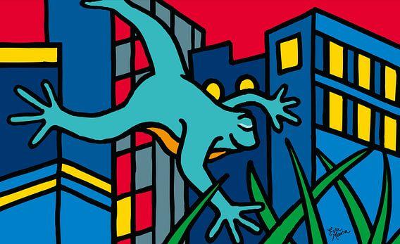 Kikker in New York