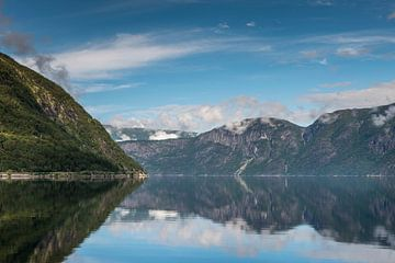 eidfjord norway von Compuinfoto .
