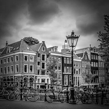 AMSTERDAM Prinsengracht von Melanie Viola