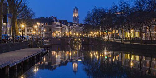 Utrecht Domtoren 2 van John Ouwens