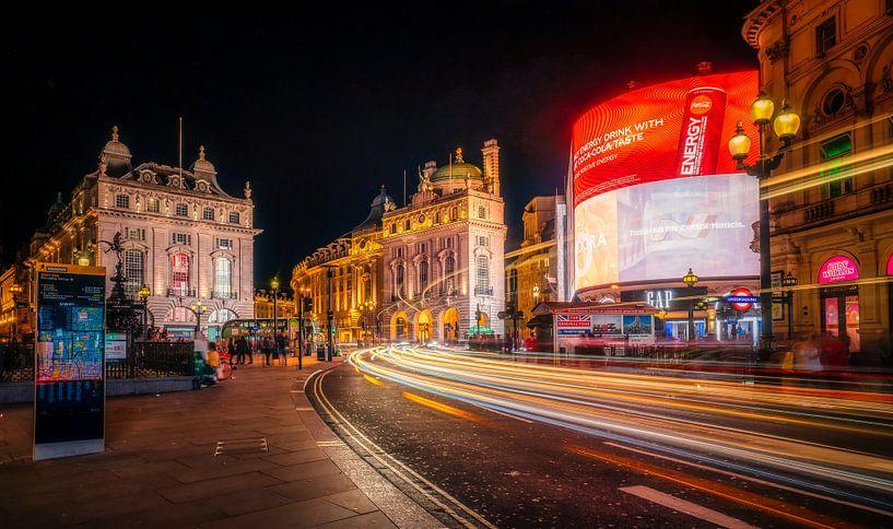 Piccadilly Circus van Joris Pannemans - Loris Photography
