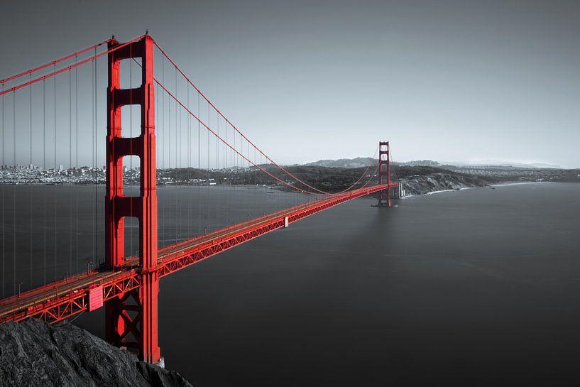 Golden Gate van Ronnie Westfoto