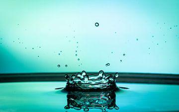 Spritzwasser von