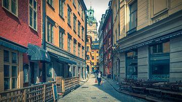 Gamla Stan, Stockholm van Bart Sallé