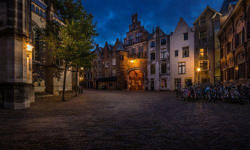 Sint Stevenskerkhof Nijmegen van Mario Visser