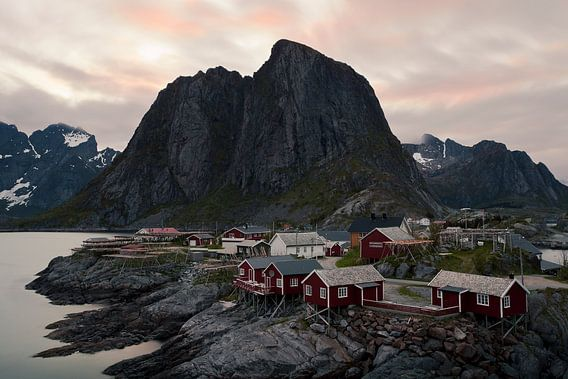 Hamnøy (Lofoten, Noorwegen)