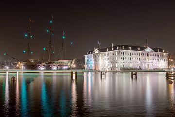 Scheepvaartmuseum Amsterdam van