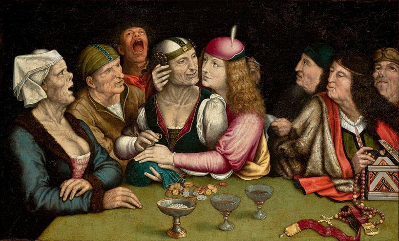 Die ungleiche Ehe, Quinten Massijs (I) von Meesterlijcke Meesters
