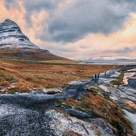 IJsland van John Dekker
